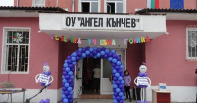 Училище Ангел Кънчен Русе
