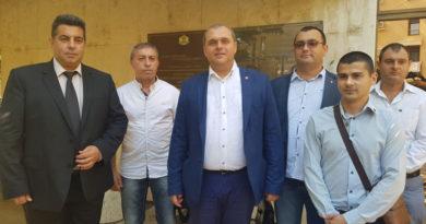 ВМРО и НФСБ заедно в Русе