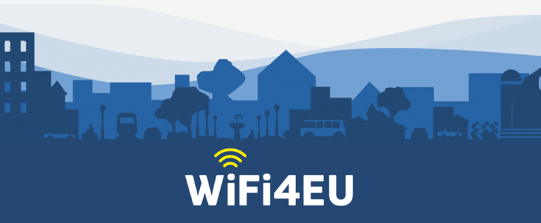 wifi4eu в Русе
