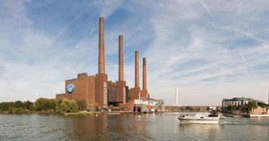 Завод на Фолксваген