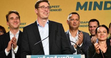 Унгария избори