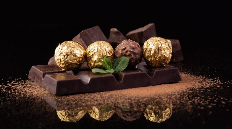 Шоколад в България
