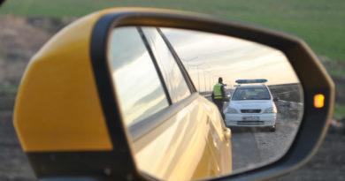 КАТ Русе проверки за скорост